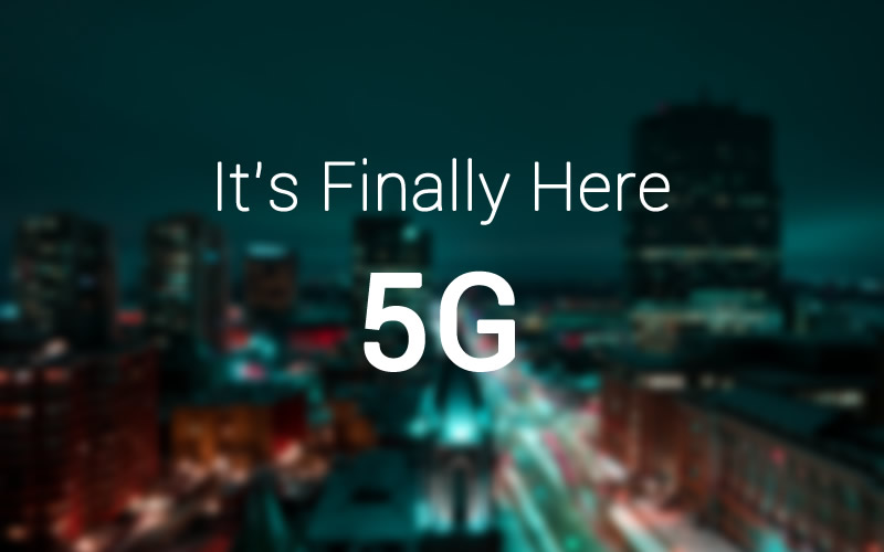 5G gets to the North West