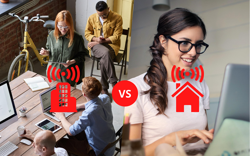 Business broadband vs. residential broadband