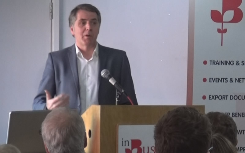 Liverpool City Region Mayor Steve Rotheram Vows Quicker Digital Highway can be Road to Success